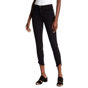 7 For All Mankind High Waist Ankle Gwenevere